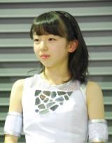 GEMの新メンバー、西田ひらり (C)ORICON NewS inc.