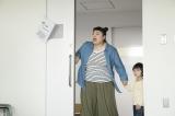 アフラック新CM『とある奥さま・夫の病室』篇 メイキングカット (C)ORICON NewS inc.