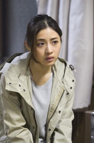 NHK『ドラマ 戦艦武蔵』に主演する石原さとみ(C)NHK