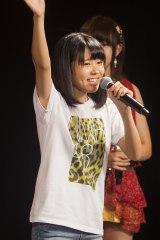 岩田桃夏(いわた・ももか)2001年7月2日生/京都/中3・14歳/ももるん(C)NMB48