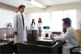 乃木坂46のふたりは見えない設定で演じた出演シーン(C)テレビ朝日