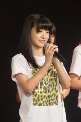 上西恵の妹・上西怜(じょうにし・れい)2001年5月28日生/滋賀/中3・15歳/れーちゃん(C)NMB48