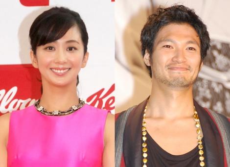 サムネイル 婚姻届を提出した(左から)優香&青木崇高 (C)ORICON NewS inc.