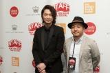 (左から)綾野剛、白石和彌監督 (C)2016「日本で一番悪い奴ら」製作委員会