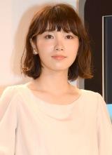 『Seventeen』公式スマホアプリ「ST channel」概要発表記者会見に出席した飯豊まりえ (C)ORICON NewS inc.