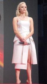映画『インデペンデンス・デイ:リサージェンス』スペシャルイベントに出席したマイカ・モンロー (C)ORICON NewS inc.