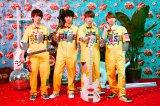 フジテレビ夏の大型イベント『お台場みんなの夢大陸2016』(7月16日〜8月31日)内で開催される『めざましライブ』に出演するDISH//