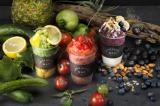 john masters organics TOKYOで限定展開される、野菜やフルーツを削った『オーガニックシェイブアイス』