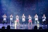 7月24日、宮城セキスイハイムスーパーアリーナで開催されるAAAの全国アリーナツアー『AAA ARENA TOUR 2016 -LEAP OVER-』最終公演を映像配信サービス「dTV」で独占生配信