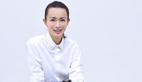 サムネイル ORICON STYLE elthaのインタビューに応じた長谷川京子 (C)oricon ME inc.