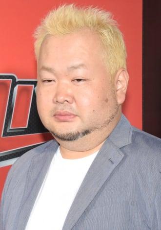 WWE日本公演『WWE Live Japan』開催記念パーティーに来場したハチミツ二郎 (C)ORICON NewS inc.