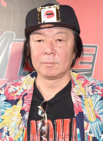 WWE日本公演『WWE Live Japan』開催記念パーティーに来場した古田新太 (C)ORICON NewS inc.