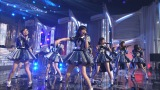 『THE MUSIC DAY』で総選挙選抜曲を初披露(C)NTV