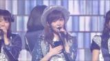 指原莉乃がセンターを務める「LOVE TRIP」を初披露(C)NTV