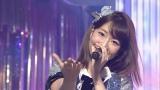 AKB48総選挙選抜メンバーが日テレ系『THE MUSIC DAY』で新曲「LOVE TRIP」を初披露(写真は柏木由紀)(C)NTV