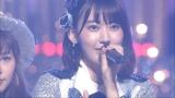 AKB48総選挙選抜メンバーが日テレ系『THE MUSIC DAY』で新曲「LOVE TRIP」を初披露(写真は宮脇咲良)(C)NTV