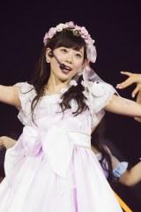 卒業コンサートに出演したNMB48・渡辺美優紀(C)NMB48