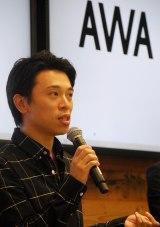 AWA(株)取締役 小野哲太郎氏