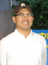 映画『森山中教習所』公開記念LINE LIVE特番に出演した豊島圭介監督 (C)ORICON NewS inc.