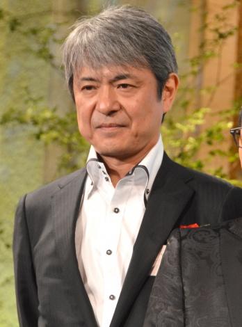 『第42回 放送文化基金賞』贈呈式に出席した升毅 (C)ORICON NewS inc.