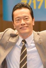ドラマ『HOPE〜期待ゼロの新入社員〜』壮行会イベントに出席した遠藤憲一 (C)ORICON NewS inc.