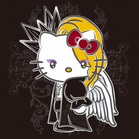 7位YOSHIKITTY ?2016 SANRIO CO., LTD.