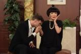 海外セレブとの甘いラブロマンスも!(C)テレビ朝日