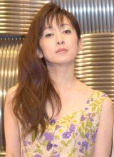 舞台『母と惑星について、および自転する女たちの記録』公開けいこ前の囲み取材に出席した斉藤由貴 (C)ORICON NewS inc.