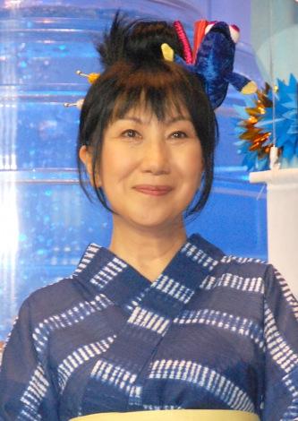 映画『ファインディング・ドリー』の七夕プレミアに出席した室井滋 (C)ORICON NewS inc.