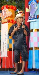 映画『ファインディング・ドリー』の七夕プレミアに出席した木梨憲武 (C)ORICON NewS inc.
