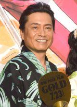 映画『ONE PIECE FILM GOLD』完成披露イベントに浴衣姿で登壇した平田広明 (C)ORICON NewS inc.