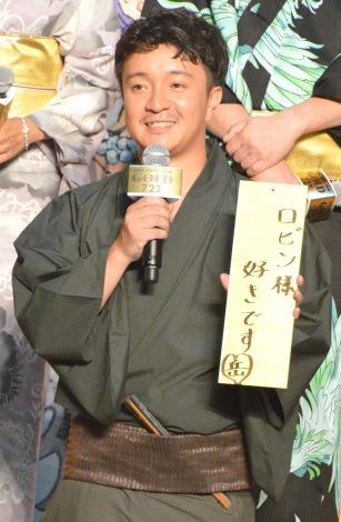 濱田岳の笑顔画像