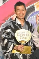 映画『ONE PIECE FILM GOLD』完成披露イベントに浴衣姿で登壇したチョー (C)ORICON NewS inc.