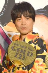 映画『ONE PIECE FILM GOLD』完成披露イベントに浴衣姿で登壇した中井和哉 (C)ORICON NewS inc.