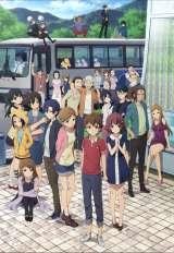 TVアニメ「迷家−マヨイガ−」キービジュアル
