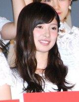 ドキュメンタリー映画第5弾『存在する理由 DOCUMENTARY of AKB48』初日舞台あいさつに登壇した武藤十夢 (C)ORICON NewS inc.