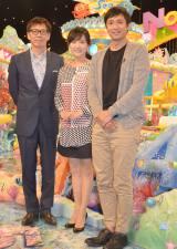(左から)生瀬勝久、高島彩、徳井義実 (C)ORICON NewS inc.