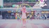 原宿駅前でロケ=藤田ニコルのデビュー曲「Bye Bye」MVカット