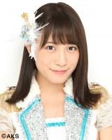 SKE48の20thシングル「金の愛、銀の愛」で初選抜入りした斉藤真木子(C)AKS