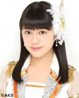 SKE48の20thシングル「金の愛、銀の愛」で初選抜入りした竹内彩姫(C)AKS