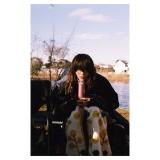 映画『きょうのキラ君』で共演する俳優の中川大志が撮影した飯豊まりえ(画像=飯豊まりえオフィシャルブログより)
