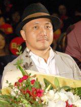 映画『日本で一番悪い奴ら』大ヒット記念イベントに出席した白石和彌監督 (C)ORICON NewS inc.