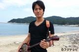 桐谷健太が岩手県大槌町で「海の声」を熱唱するサプライズが! 7月18日放送、フジテレビ系『FNSうたの夏まつり〜海の日スペシャル〜』でOA