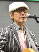 仕事復帰をした海援隊・中牟田俊男(写真は2013年撮影)