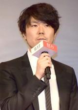 映画『怒り』完成報告会見に出席した川村元気氏(企画・プロデュース) (C)ORICON NewS inc.