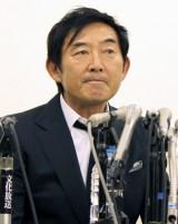 東京都知事選の出馬について会見を開いた石田純一 (C)ORICON NewS inc.