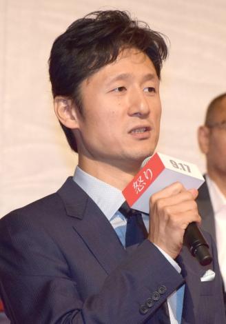 映画『怒り』完成報告会見に出席した李相日監督 (C)ORICON NewS inc.