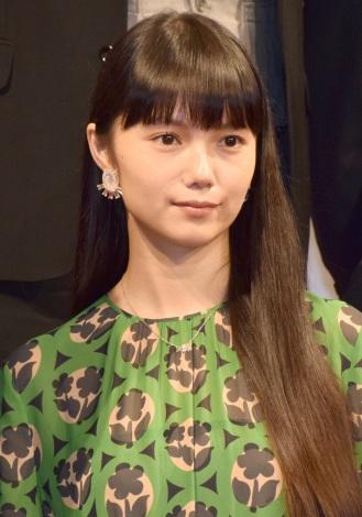 映画『怒り』完成報告会見に出席した宮崎あおい (C)ORICON NewS inc.