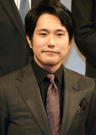 映画『怒り』完成報告会見に出席した松山ケンイチ (C)ORICON NewS inc.