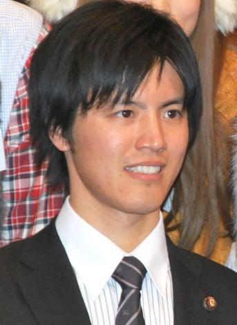 """『あいのり』の""""総理""""こと横粂勝仁氏 (C)ORICON NewS inc."""